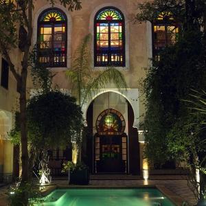 Riad Maison Bleue, Fez