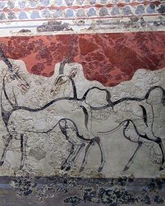 Akrotiri Museum, Santorini