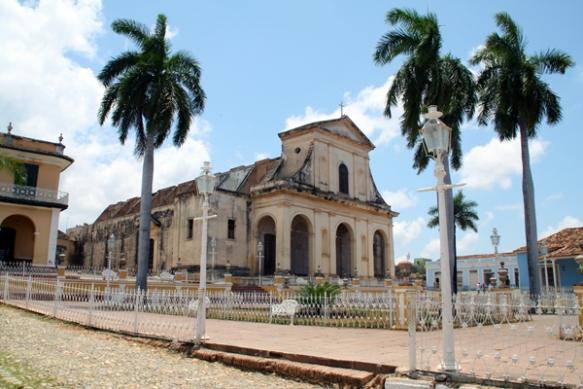 Iglesia Parrochial de la Santisima