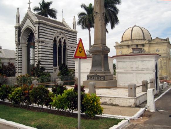 Cementerio de Cristobal Colon