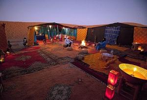 Morocco Sahara Desert Camp