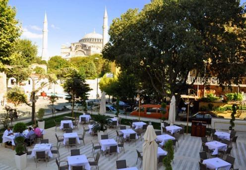 Hagia Sophia Istanbul Old City