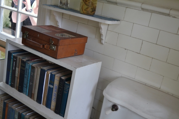 Hemingway's bathroom, Finca Vigia, Cuba