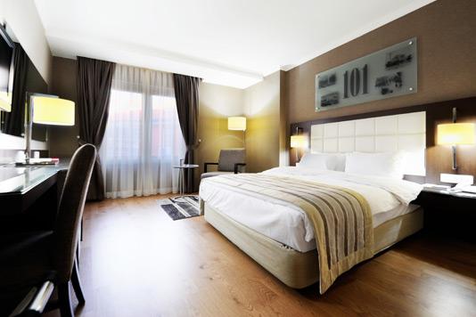 Kent Hotel, Istanbul, Turkey