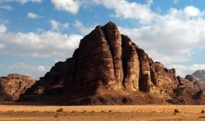 Seven Pillars, Wadi Rum, Jordan