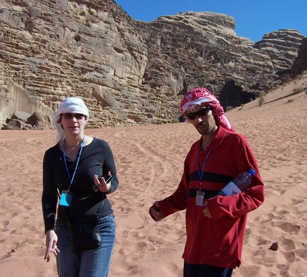 Ahmed & me