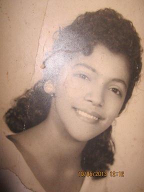 Tania's mother, Cuba