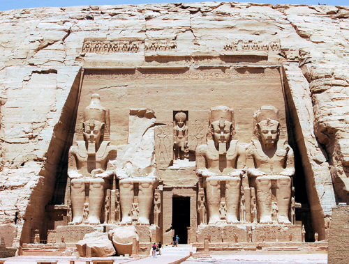 Great Temple, Abu Simbel, Egypt