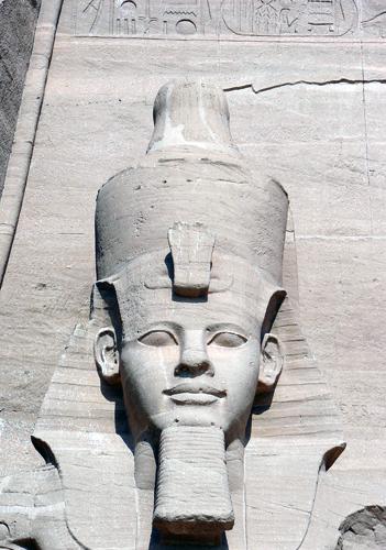 Ramesses II, Abu Simbel, Egypt