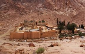 St. Catherine's Monastery, Sinai Peninsula