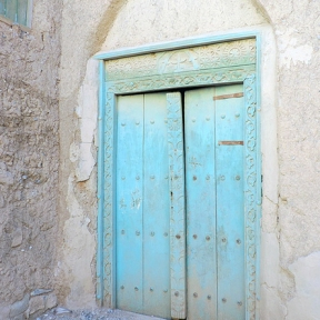 Al Hamra, Oman, photo by Sallie Volotzky