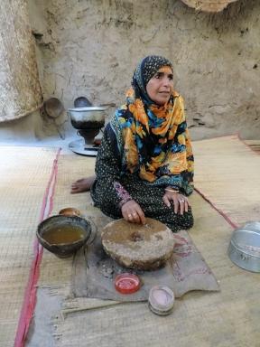 Bait al Safa, Oman, photo by Sallie Volotzky