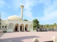 Bastakiya Mosque, Dubai, photo by Sallie Volotzky