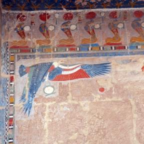 Hatshepsut Temple, Luxor, Egypt