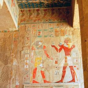 Hatshepsut Temple, near Luxor, Egypt