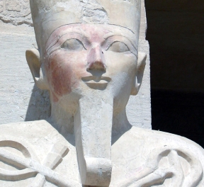 Hatshepsut Temple, near Luxor, Egypt