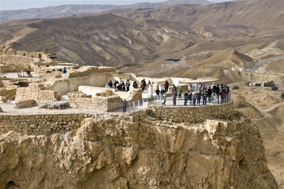 Masada, Israel, photo by Itamar Grinberg, Israel Ministry of Tourism