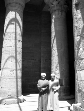 Philae Temple, Egypt, photo by Jason Hedrick