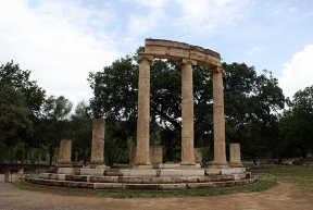 Philippeion, Olympia, Greece