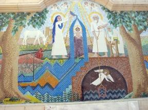 St. Sergius Coptic Church, Cairo, Egypt