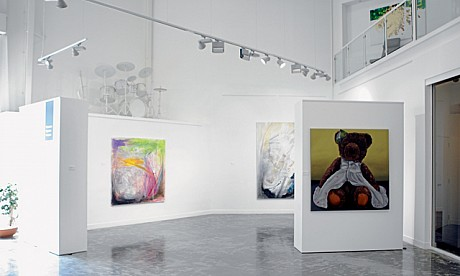 Alserkal Avenue gallery, Dubai, UAE, photo from timeoutdubai.com