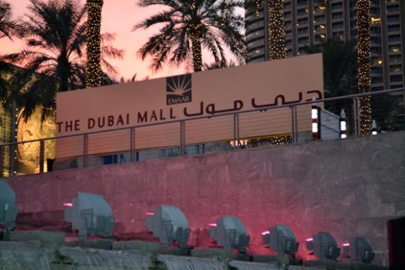 Dubai Mall, photo by Rich Davis