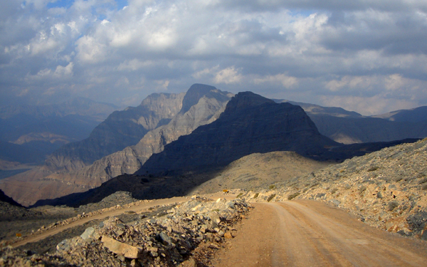 Jebal Shams, Oman, photo courtesy of Elite Tourism