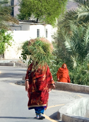 Omani woman, photo courtesy of Elite Tourism, Oman