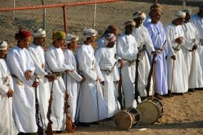 Razfah ceremony, Wahiba Sands, Oman, photo courtesy of Elite Tourism, Oman