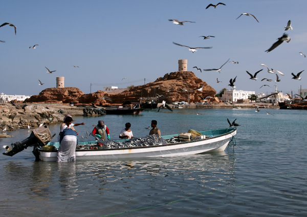 Sur, Oman, photo courtesy of Elite Tourism