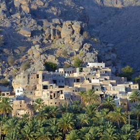 Misfat Al Abryeen, Oman, photo courtesy of Elite Tourism