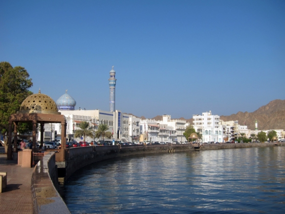 Muttrah Corniche, Old Muscat, Oman
