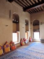 Nizwa Fort, Nizwa, Oman, photo by Sallie Volotzky
