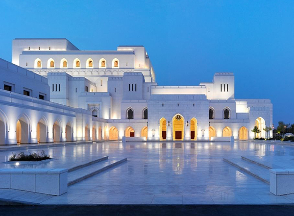 Royal Opera House of Muscat, Oman